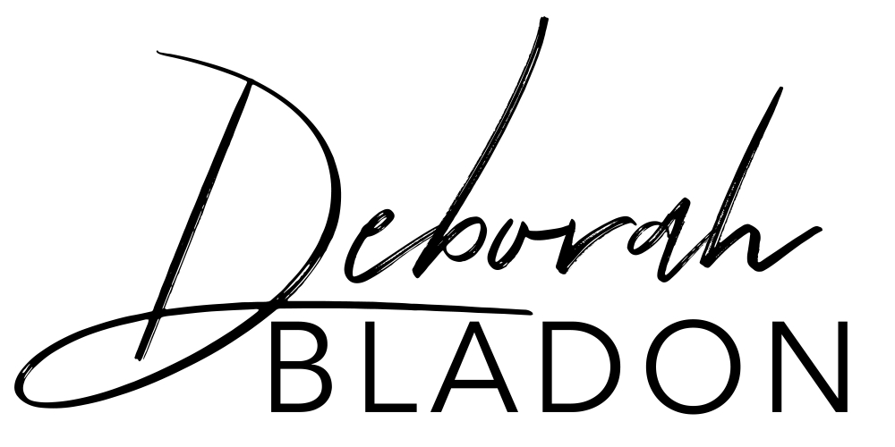 Author Deborah Bladon